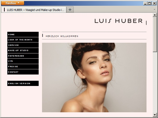 Luis Huber Make up Studio