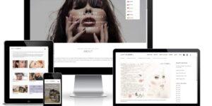 Relaunch Website Luis Huber Visagist aus München